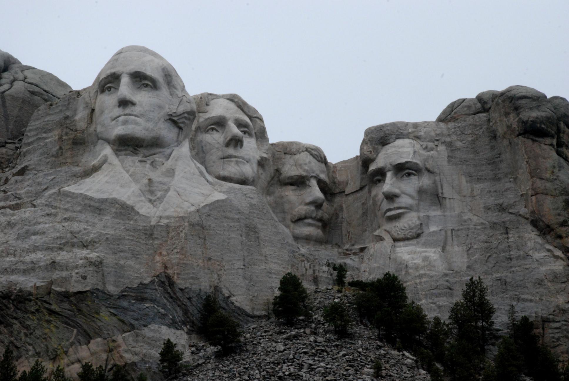 rock president head